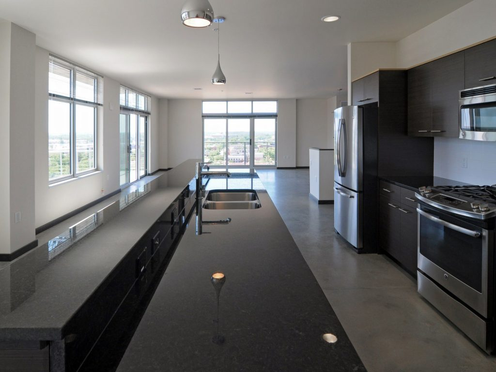 The 11th Floor Of 306 West Luxury Apartments In Downtown Madison Wi