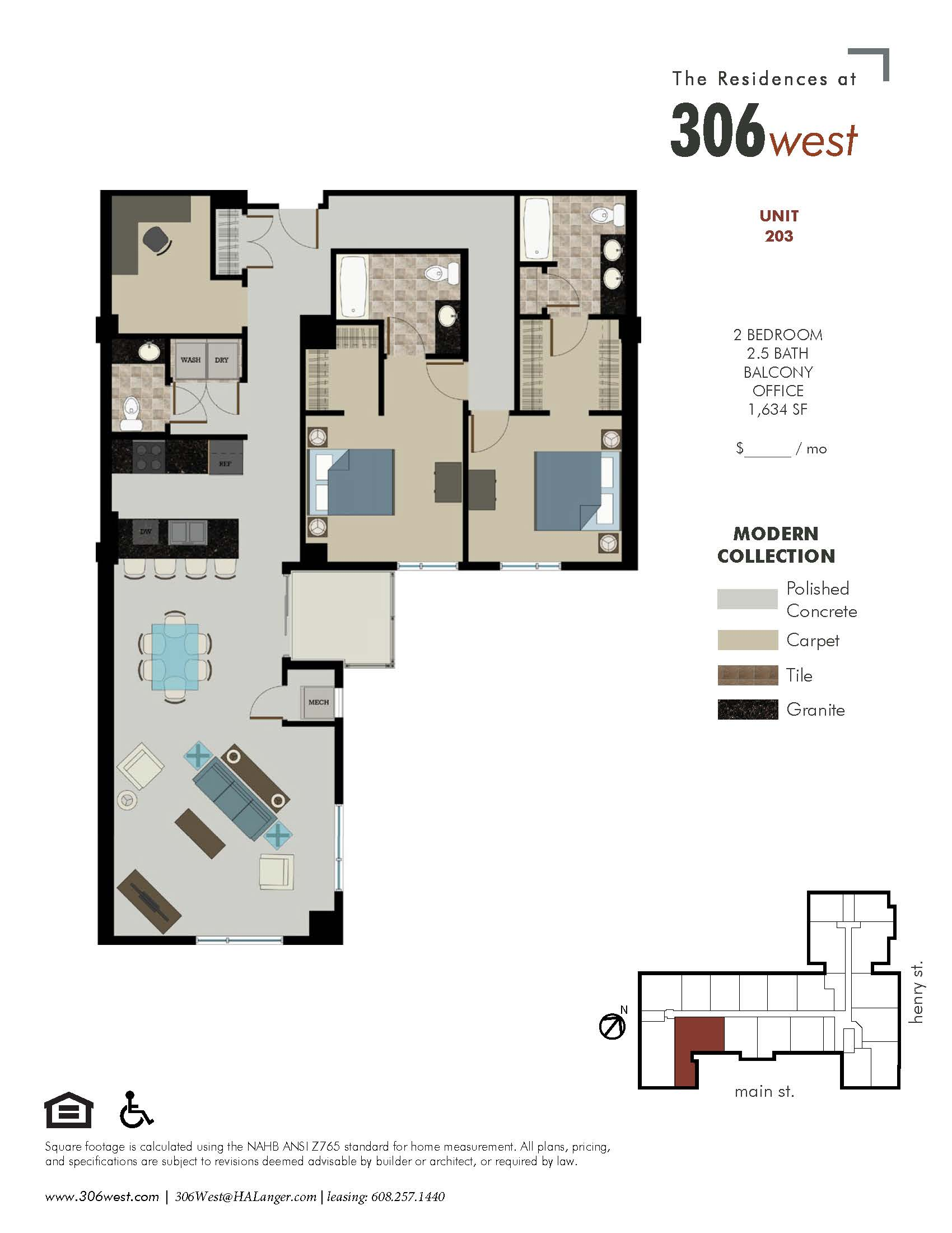 Over 1600 sq ft !